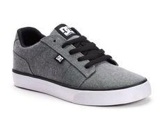 DC Shoe Co FYX TX SE Mens Skate Shoes Sneakers Gray White Black Skateboard NEW ! #DCShoes #Skateboarding