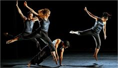 Dance Review - Margaret Jenkins Dance Company/Guangdong Modern Dance Company - Margaret Jenkins and Liu Qi in a Cross-Cultural Exchange - NY...