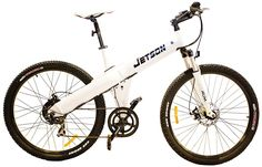 Jetson Electric Mountain E-Bike with Hidden Battery - OyDeals