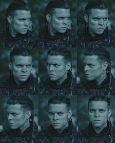Ivar Ragnarsson, Ivar The Boneless, Alex Hogh Andersen, Viking Men, Ragnar Lothbrok, Travis Fimmel, Long Hair Styles, Babys, Netflix