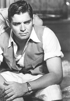 Clark Gable****my first crush**** GoneWithTheWind*Scarlett/Rhett***truelove!!!!!!****SS