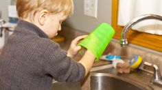"""Institute an """"Hour of Clean"""" Every Day to Get Your Kids to Help with Chores"""