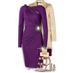 Emilio Pucci Dress and Clutch by kiki-bi on Polyvore featuring moda, Emilio Pucci, Paul & Joe, Giuseppe Zanotti and Chanel