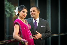 Florida Indian Reception by Andrew Milne Photography on IndianWeddingSite.com