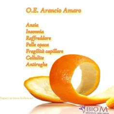 Proprietà olio essenziale di arancio amaro   BIOHEM