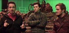 Vingadores: Guerra Infinita | Marvel libera primeiro vídeo oficial do filme | Geek Project