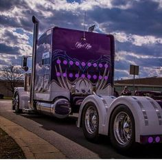 Bad ass #peterbilt