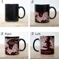 Add your name to her list PERSONALISED Arya Stark Kill List Game of Thrones 10oz Ceramic GOT Fan Mug Coffee Tea Gift