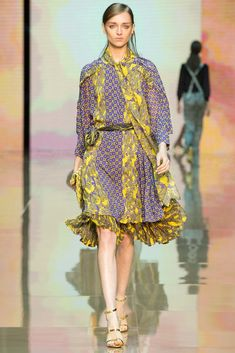 Just Cavalli Spring 2015 Ready-to-Wear Collection - Vogue