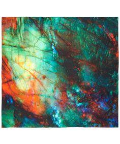 Labradorite Silk Scarf, Weston Scarves at Liberty.co.uk - inspiration