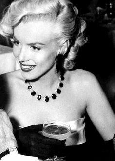 Marilyn Monroe, Coconut Grove, January 1st,1953 ❤️