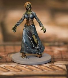 Zombicide Black Plague, Statue Of Liberty, All Black, Games, Model, Miniatures, Statue Of Liberty Facts, Statue Of Libery