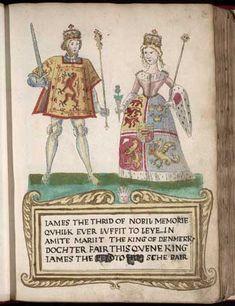 The Wardrobe of Margaret of Denmark, Queen of Scotland