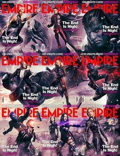 X-Men Apocalypse - Couvertures rassemblées Empire Online