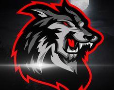 Bulls Potiguares on Behance Logo Desing, Team Logo Design, Web Design, Design Art, 2048x1152 Wallpapers, Gaming Wallpapers, Logo Esport, Paint Splash Background, Fantasy Football Logos