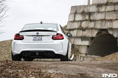 #BMW #F87 #M2 #Coupe #MPerformance #xDrive #SheerDrivingPleasure #Drift #iND #Tuning #BBSWheels #AlpineWhite  #Provocative #Eyes #Sexy #Freedom #Badass #Hot #Burn #Live #Life #Love #Follow #Your #Heart #BMWLife