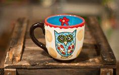 Coffee. Jumbo. Owl. I like all those words together.