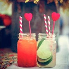 Glass Jar Cocktails | Hen Party Ideas | The Hen Planner