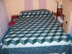 tumbler quilt pattern free | tumbling block quilt pattern posted by admin under my patterns