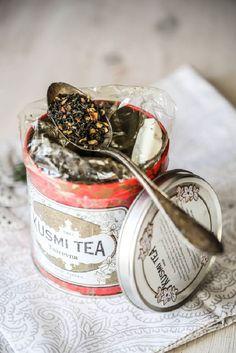 Kusmi Tea by Rebecka G. Sendroiu