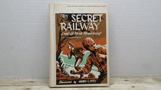 By Secret Railway 1960s Enid La Monte by VintageBookMarket on Etsy, $17.00