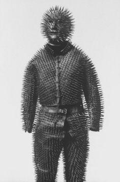 Siberian bear hunting armour