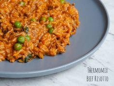 Thermomix Beef Risotto 1