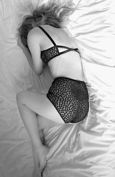 0dc770eb45912 Dotted lingerie Petite Coquette