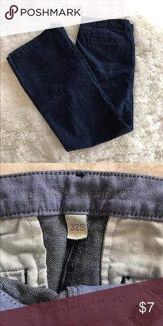 Banana Republic Wide Leg Trouser Jeans These jeans are in great condition with no flaws. The inseam measures 29 inches. Banana Republic Jeans Flare & Wide Leg