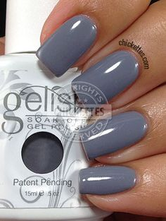 Harmony Gelish Color Swatch Gallery: (image is--Clean Slate)