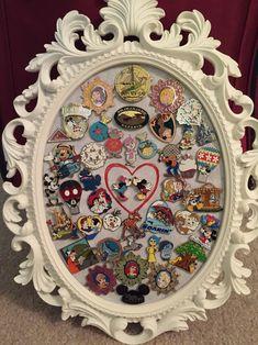 Disney Pin Board Display!