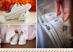 chuck taylor wedding shoes | Chuck Taylor Wedding Shoes | Converse Wedding Shoes | Taylored Photo ...