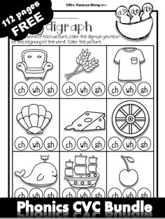 Free kindergarten activities and worksheets. 100 free printables for kindergarten learning. Tons of awesome literacy and math worksheets to engage your students to learn about spring summer fall and winter with fun. Kindergarten Learning, Kindergarten Worksheets, Kindergarten Activities, Learning Activities, Teaching Reading, Kids Learning, Phonics Reading, Shape Activities, Phonics Activities