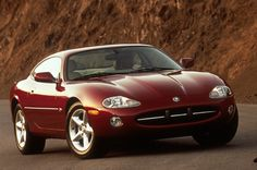 2002 Jaguar XK8