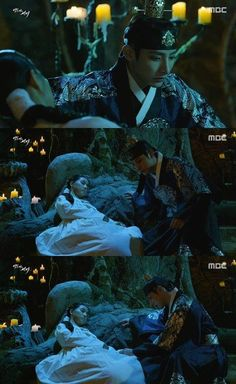 scholar who walks the night - cold blooded vampire gwi falls in love with hye ryeong