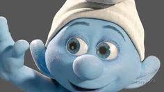 Resultado de imagem para smurfs sugarpaste