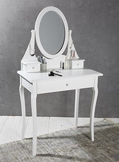 Beauty Make Up, Vanity, Inspiration, Furniture, Home Decor, Tips, Dressing Table Mirror, Drawers, Timber Wood