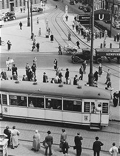 Germany, Berlin, Spittelmarkt. 1938