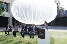 ARTICLE: 29th October 2015 (Never before was a project so aptly named) http://www.wired.co.uk/news/archive/2015-10/29/project-loon-to-launch-balloon-powered-internet-in-indonesia