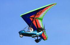 MOTODELTAPLAN - EuZbor.ro sustinut de FlightBooster.com Motodeltaplanul (denumit şi aparat cu pilotarea prin deplasarea centrului de greutate) este format dintr-un deltaplan și un motor in 2 sau 4...» Află mai multe