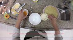 Gratinado de cebola com parmesão by Segredos da Tia Emília. ..:: Segredos da Tia Emília ::.. - baked onion