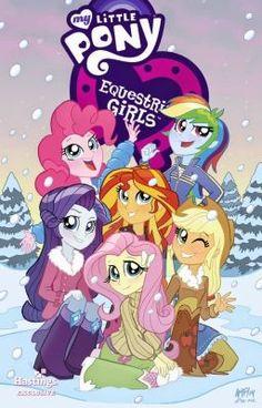 Equestria girls: aventura congelada #wattpad #misterio-suspenso