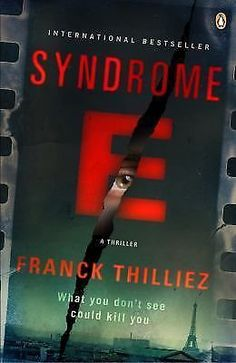 Syndrome E by Franck Thilliez (2014, Paperback)