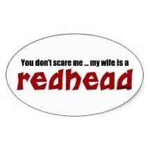 redhead quotes | Famous Redheads
