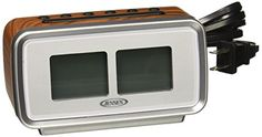 Jensen JCR232 AMFM Dual Alarm Clock with Digital Retro Flip Display >>> See this great product. (Note:Amazon affiliate link)