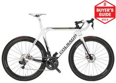 Colnago Prestige Disc Ultegra  http://www.bicycling.com/bikes-gear/reviews/buyers-guide-best-cyclocross-bikes/colnago-prestige-disc-ultegra