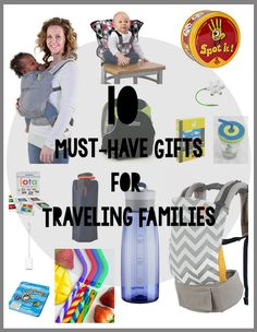 Family-approved gifts for travelers