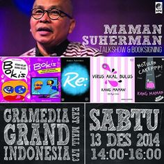 Maman Suherman Event