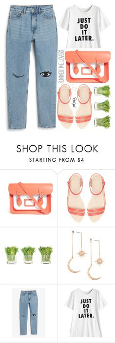 """""""know and understand that you are worth so much more than you think you are"""" by exco ❤ liked on Polyvore featuring The Cambridge Satchel Company, Zara, NDI, Monki, clean, organized and rosegal"""