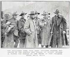 Image result for returned soldier with family nzhistory